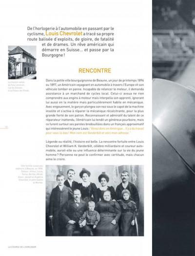 Page 1 dossiers Michel Vaillant T.11 - Louis Chevrolet