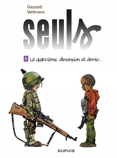 Couverture Seuls tome 6