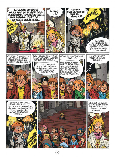 Page 7 Seuls tome 6