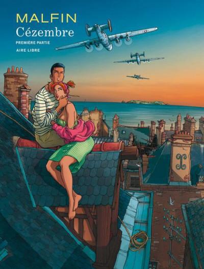 Couverture Cezembre tome 1 - édition spéciale signée