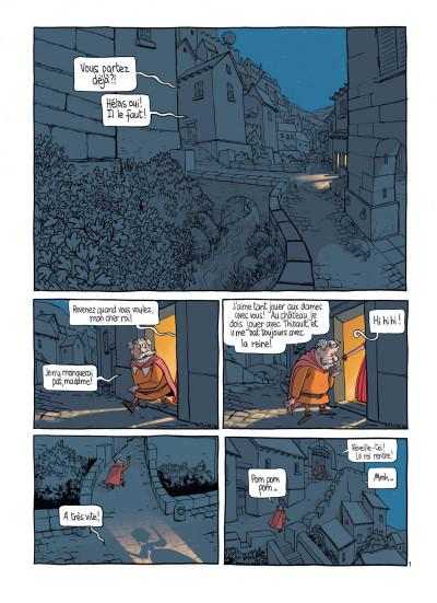 Page 3 le royaume tome 3 - le prétendant