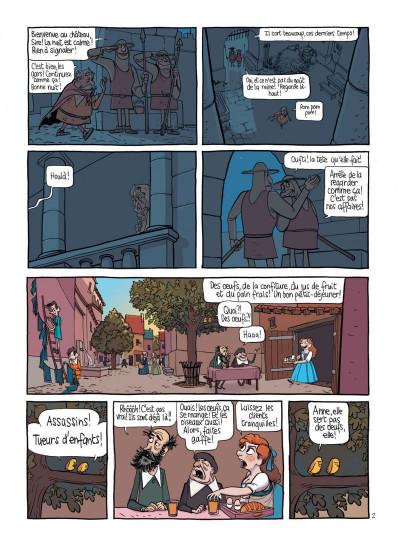 Page 4 le royaume tome 3 - le prétendant