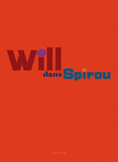 Page 3 Will dans Spirou ; 1967-1997
