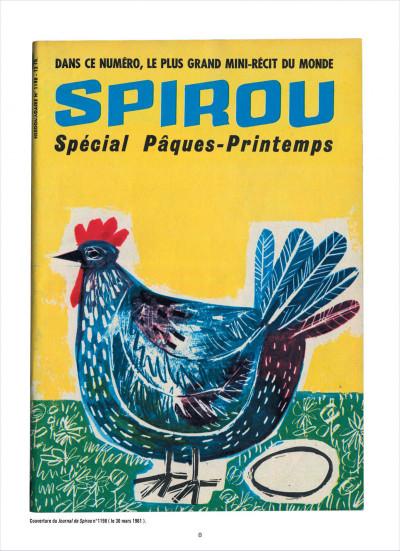 Page 8 Will dans Spirou ; 1967-1997