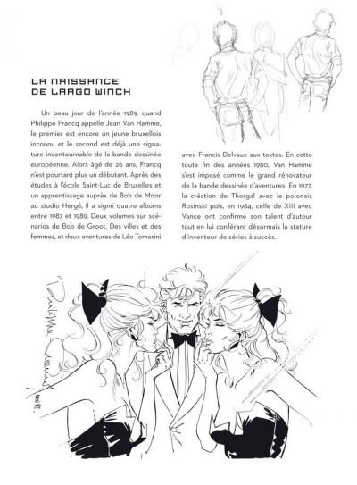 Page 1 Largo Winch - tome 1 intégrale magnum