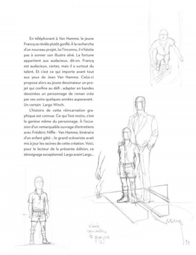 Page 2 Largo Winch - tome 1 intégrale magnum