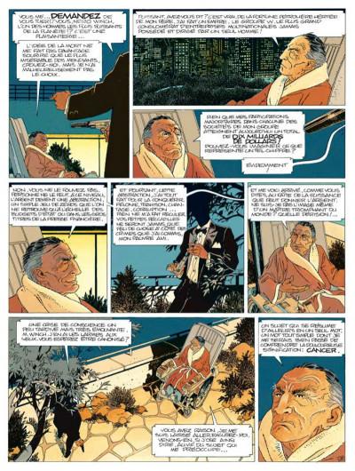 Page 5 Largo Winch - tome 1 intégrale magnum