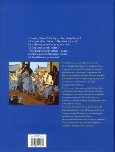Dos amère patrie tome 2 - édition spéciale