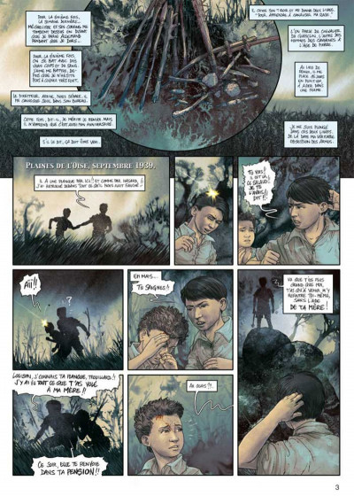 Page 1 Wotan tome 1 - 1939-1940