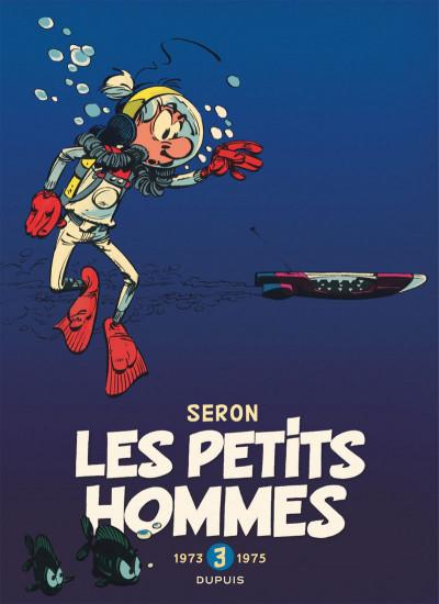 image de les petits hommes - intégrale tome 3 - 1973-1975