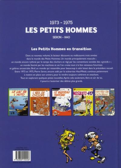 Dos les Petits Hommes ; INTEGRALE VOL.3 ; 1973-1975