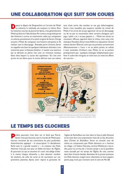 Page 1 les Petits Hommes ; INTEGRALE VOL.3 ; 1973-1975