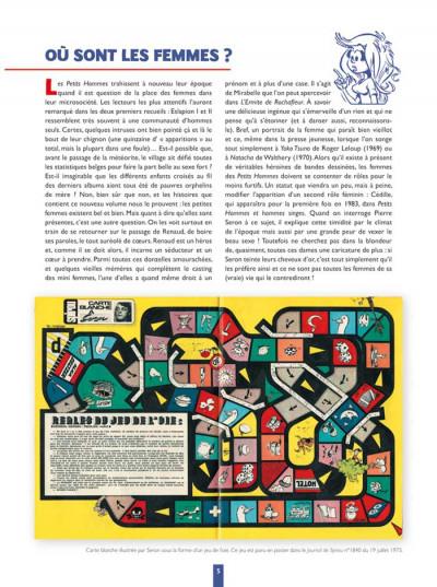Page 2 les Petits Hommes ; INTEGRALE VOL.3 ; 1973-1975