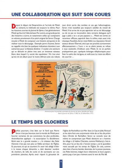 Page 4 les Petits Hommes ; INTEGRALE VOL.3 ; 1973-1975