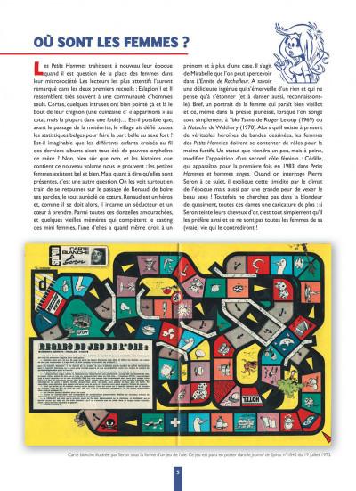 Page 5 les Petits Hommes ; INTEGRALE VOL.3 ; 1973-1975