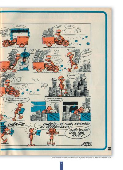 Page 7 les Petits Hommes ; INTEGRALE VOL.3 ; 1973-1975