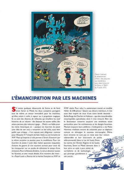 Page 8 les Petits Hommes ; INTEGRALE VOL.3 ; 1973-1975