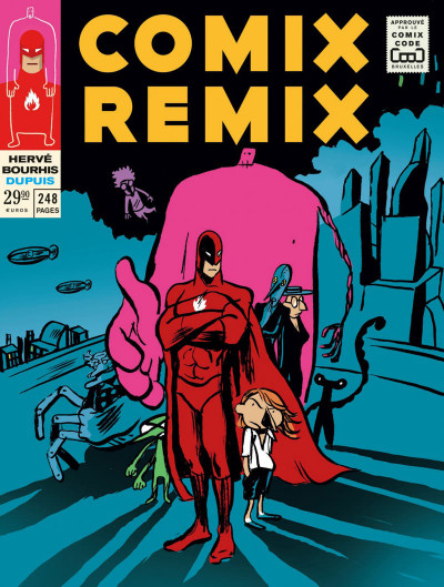 image de comix remix - intégrale tome 1