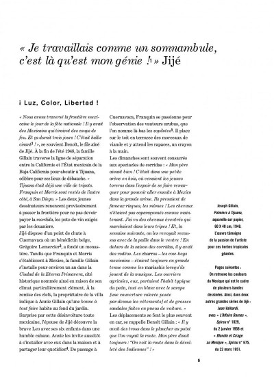 Page 5 Jerry Spring - intégrale tome 3 (1958-1962)