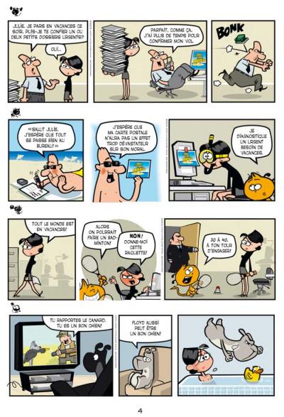 Page 2 Nelson T.11 - fléau sans frontière