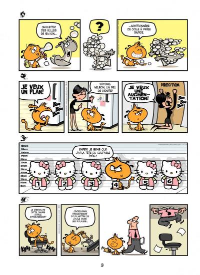 Page 3 Nelson T.11 - fléau sans frontière