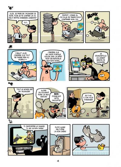 Page 4 Nelson T.11 - fléau sans frontière