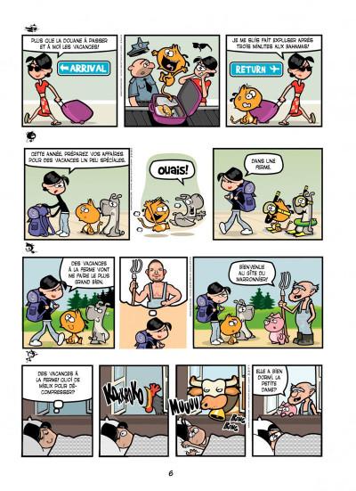 Page 6 Nelson T.11 - fléau sans frontière