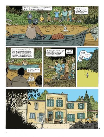 Page 4 Les gens honnêtes tome 3