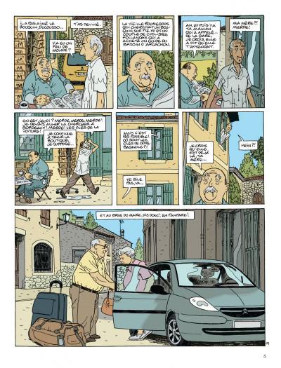 Page 5 Les gens honnêtes tome 3