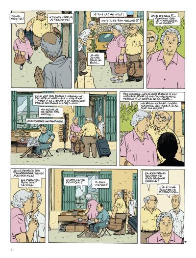 Page 6 Les gens honnêtes tome 3