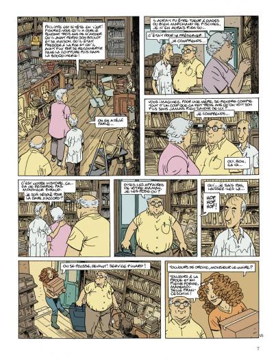 Page 7 Les gens honnêtes tome 3