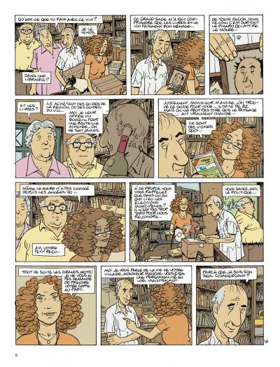 Page 8 Les gens honnêtes tome 3