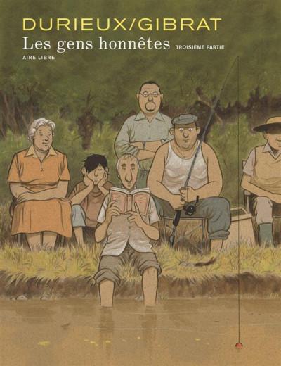 Couverture Les gens honnêtes tome 3 - édition spéciale
