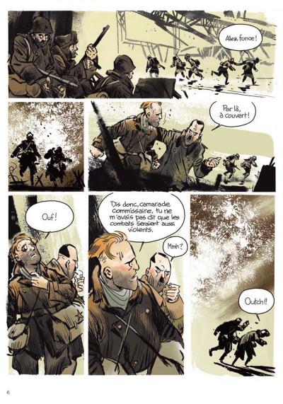 Page 2 Stalingrad Khronika tome 1 - édition signée à 777 exemplaires