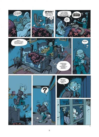 Page 3 Spirou et Fantasio tome 52 - la face cachée du Z