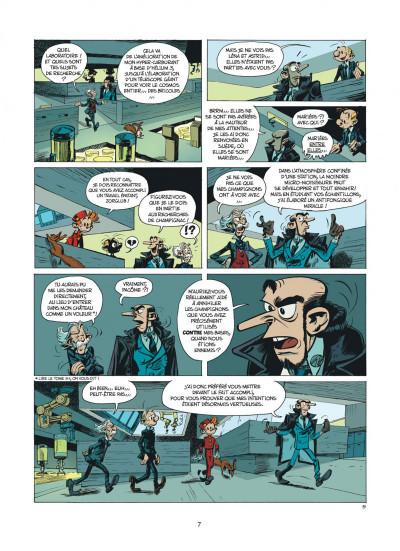 Page 7 Spirou et Fantasio tome 52 - la face cachée du Z