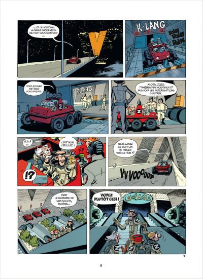 Page 9 les aventures de Spirou et Fantasio T.52 - la face cachée du Z