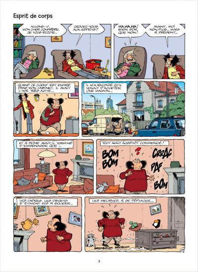 Page 3 les Psy T.18 - tout baigne !