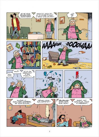 Page 7 les Psy T.18 - tout baigne !