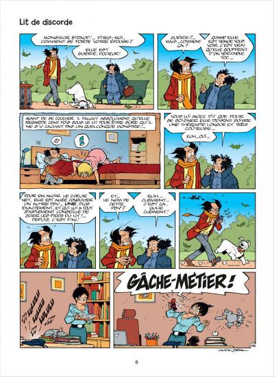 Page 8 les Psy T.18 - tout baigne !