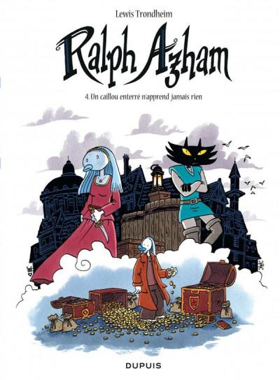 Couverture Ralph Azham tome 4