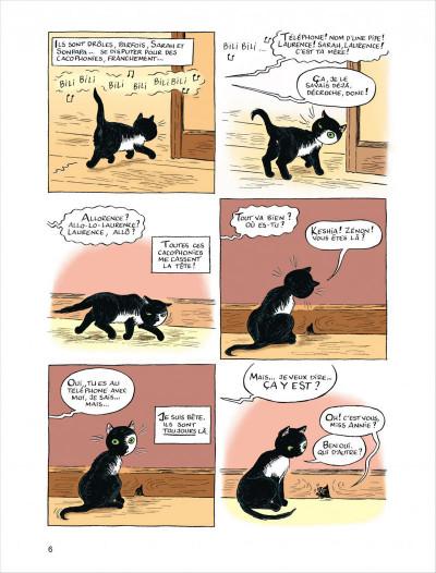 Page 6 miss Annie tome 2 - vraiment, miss Annie ?