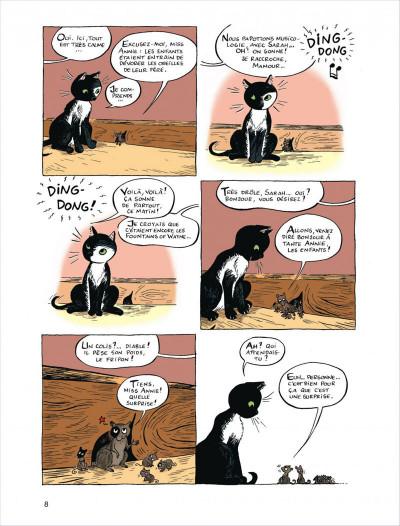 Page 8 miss Annie tome 2 - vraiment, miss Annie ?