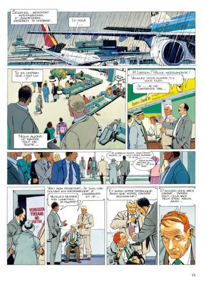 Page 2 Largo Winch - intégrale magnum tome 2