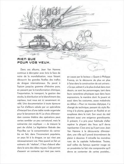 Page 5 Largo Winch - intégrale magnum tome 2