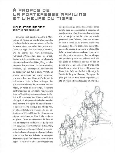 Page 8 Largo Winch - intégrale magnum tome 2
