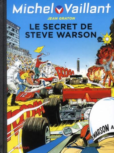 image de Michel Vaillant tome 28 - le secret de Steve Warson