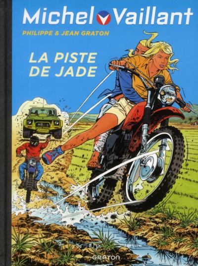 Couverture Michel Vaillant tome 57 - la piste de jade