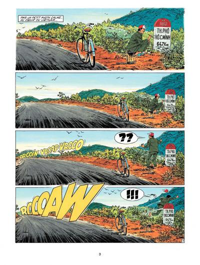 Page 1 Michel Vaillant tome 57 - la piste de jade