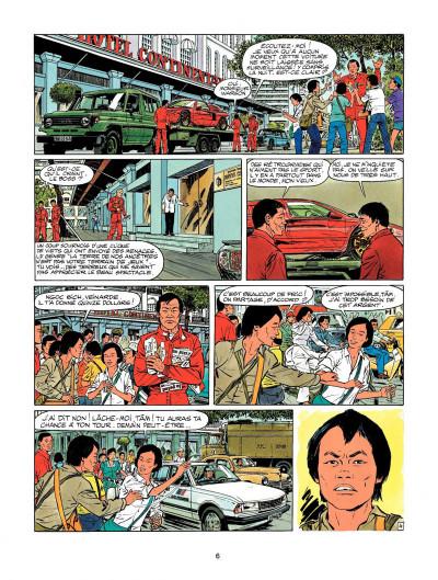 Page 4 Michel Vaillant tome 57 - la piste de jade